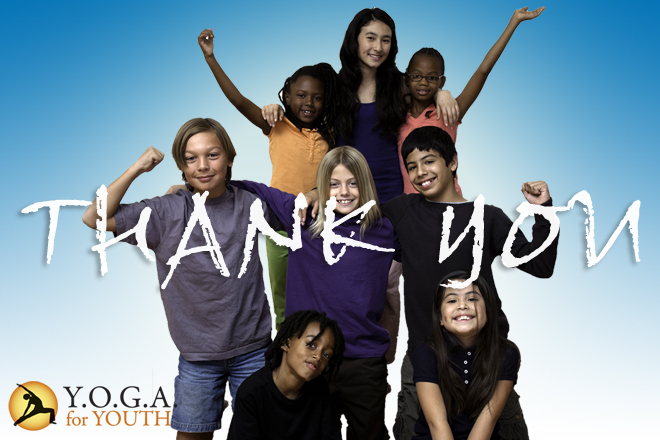 Become a Y.O.G.A. Supporter!