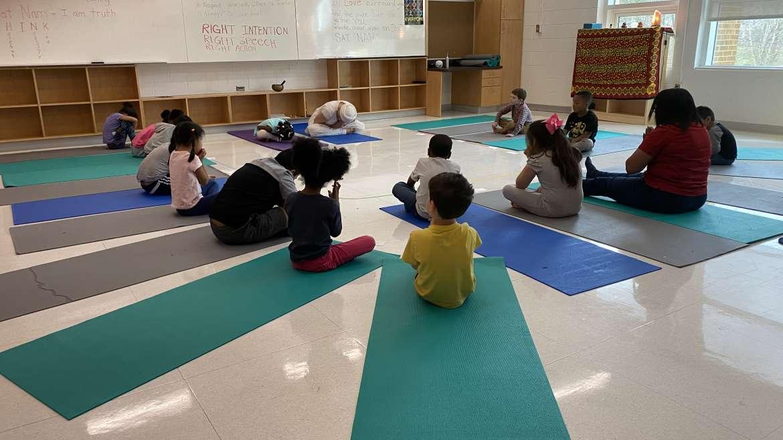 Yoga Impact in Schools